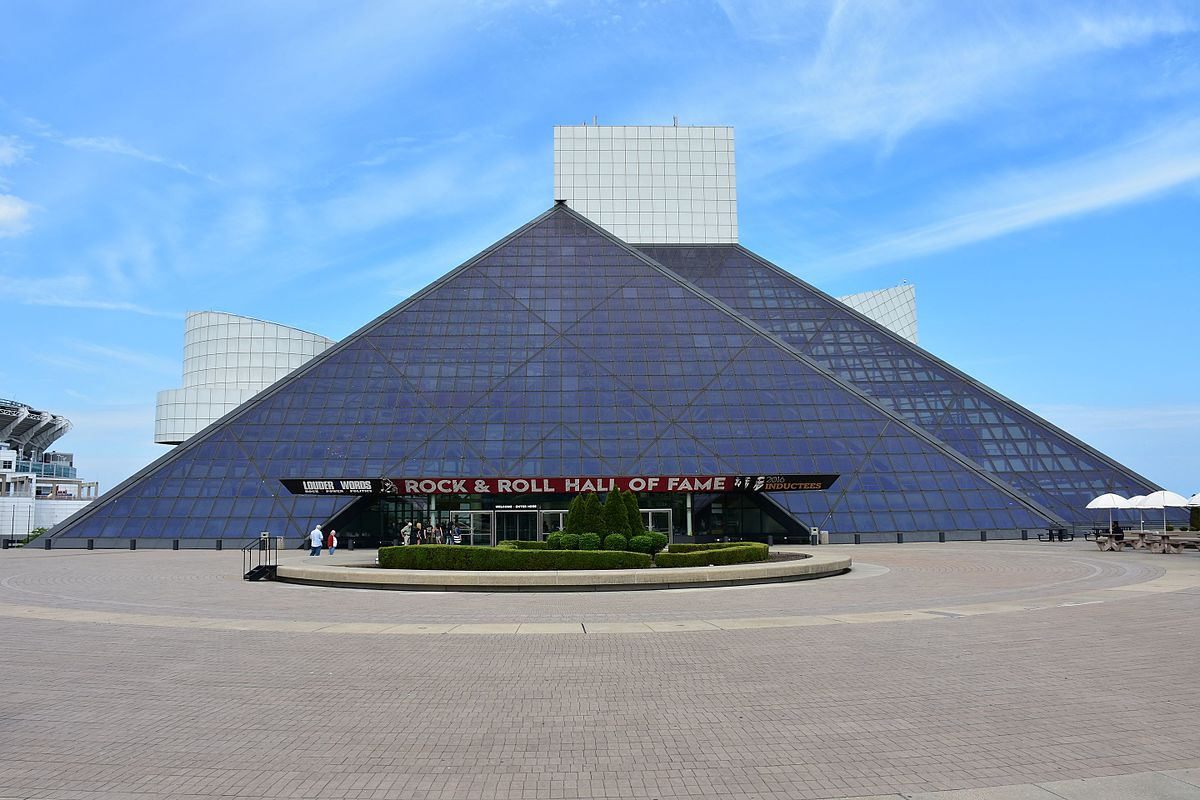 cc84df33ee3 Rock and Roll Hall of Fame - Wikipedia