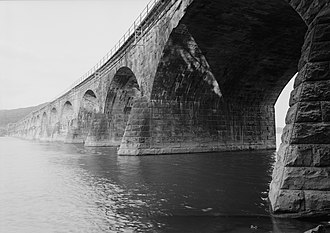 Rockville Bridge - Rockville Bridge in 1999