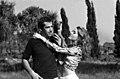 Roger Vadim and Jane Fonda (Rome, 1967).jpg