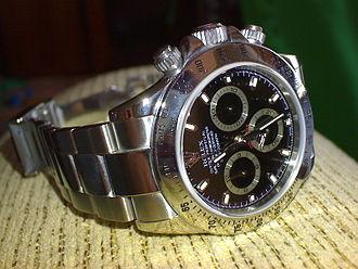 Rolex - Rolex Daytona stainless steel (ref. 116520)