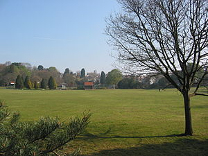 Romilly, Vale of Glamorgan - Romilly Park