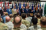 Ron DeSantis addresses a crowd about a new initiative geared toward helping service members with civil legal affairs.jpg