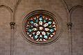 Rosassa de la basílica de sant Vicent Ferrer, València.JPG