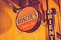 Roscoe's Pioneer Bar Sign, Duluth, Minnesota (31162130273).jpg