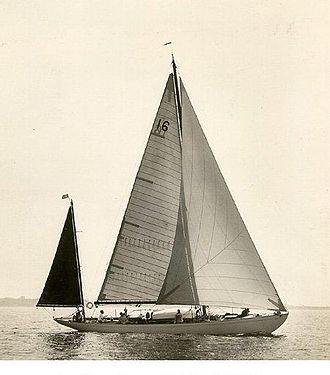 Dorade (yacht) - Dorade 1931.
