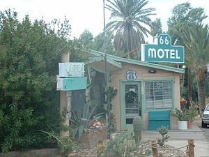 66 Motel (Needles) - 66 Motel in Needles CA, USA