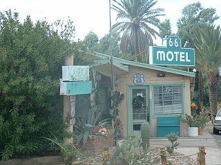 66 Motel (Needles)