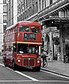 Routemaster on heritage route 9 (7).jpg
