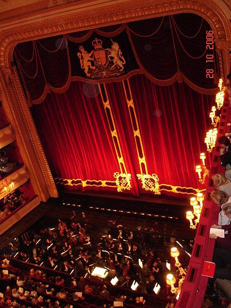 Royal Opera house interior