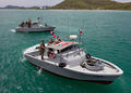 Royal Thai Navy Riverine Sailors on patrol boats.jpg