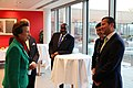 Royal visit to IMO's Maritime Safety Committee (44385367150).jpg