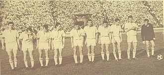 Ruch Chorzów - Ruch in 1968