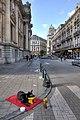 Rue de la Borse - Bruxelles, Belgium - October 31, 2010.jpg