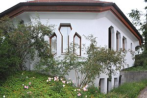 Walkringen - Eurythmy hall in Rüttihubelbad hamlet in Walkringen municipality