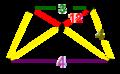 Runcitruncated order-4 hexagonal tiling honeycomb verf.png
