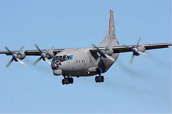 Russian Air Force Antonov An-12