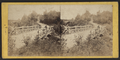 Rustic Bridge near the West Drive, by T. C. Roche.png