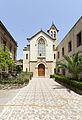 Rutes Històriques a Horta-Guinardó-monestir mares minimes 01.jpg