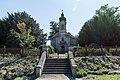 Sárhatvani temetőkertben levő sírkápolna, Sárbogárd, Pusztaegres - panoramio (24).jpg