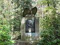 Südwestkirchhof Stahnsdorf Grab Alexander von Kluck.JPG