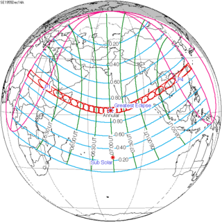 'Ring of fire' annular eclipse coming Dec. 26