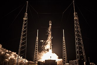 SES-12 - SES-12 launches aboard a Falcon 9 rocket