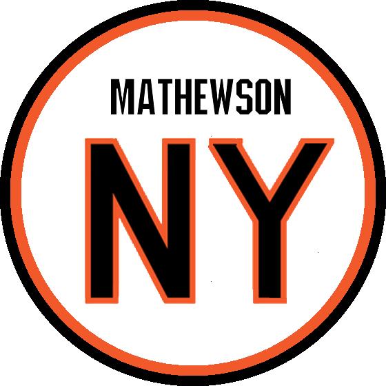 SFGiants NY Mathewson