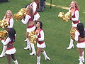 SF Gold Rush at Rams at 49ers 11-16-08 5.JPG