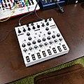 SOMA laboratory LYRA-8 organismic synthesizer - Implant4, Osaka, Japan (2018-05-20 17.17 by Kazuhisa OTSUBO).jpg