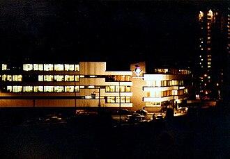 Scottish Television - Scottish Television's Cowcaddens HQ, 1987