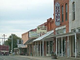 St. Jo, Texas - Image: ST JO, TX