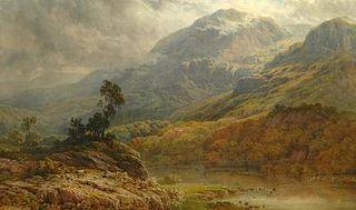 Samuel Henry Baker British artist