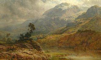 Samuel Henry Baker - Borrowdale