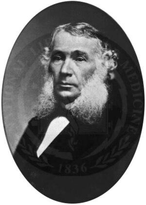 Samuel P. Moore - Samuel Preston Moore
