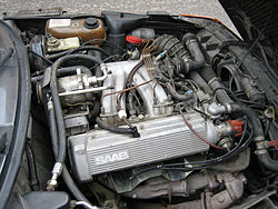 saab 900 wikipedia rh en wikipedia org Saab 900 Parts Diagram saab 900 turbo engine diagram