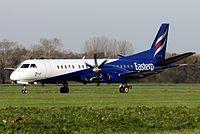 G-CFLU - SB20 - Eastern Airways