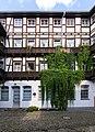 "Saalfeld-Saale Brudergasse 9 Ehem. Handelshaus Bestandteil Denkmalensemble ""Stadtkern Saalfeld-Saale"" Innenhof 11.jpg"