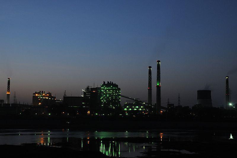 Fichier:Sabarmati Thermal Power Station (STPS), Ahmedabad.jpg