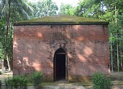 Sabek Danga monument of Bagerhat.jpg
