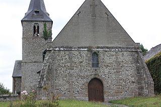 Saint-Germain-dÉtables Commune in Normandy, France