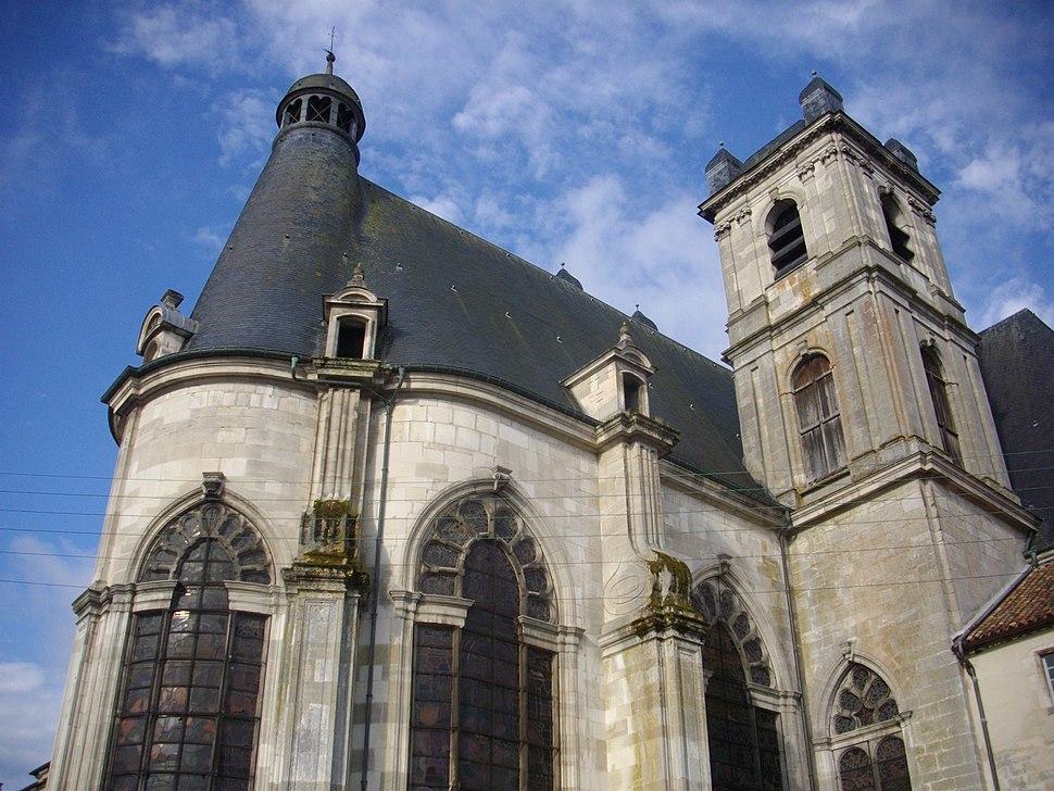 Saint-Mihiel - église abbatiale (12)