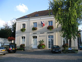 Saint-Thibault-des-Vignes Commune in Île-de-France, France