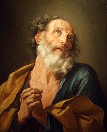 Saint Pierre pleurant sa faute, Le Guerchin.jpg