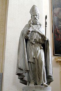 Rufinus of Assisi Bishop of Assisi