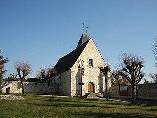 Bueil Commune in Normandy, France