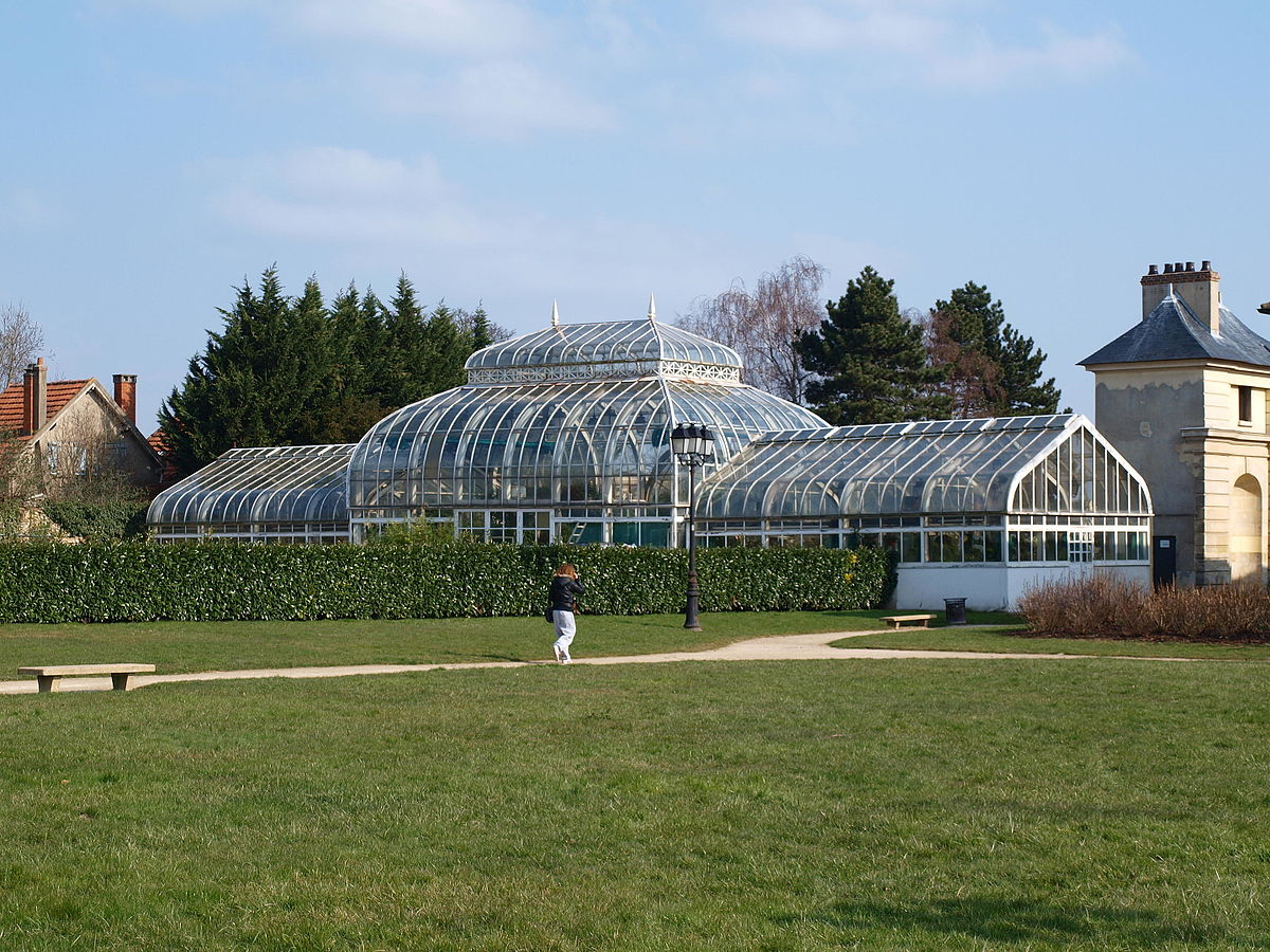 Orangerie wiktionnaire for Jardin wiktionnaire