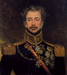 Il Duca di Saldanha, un esempio di un nobile potente post-costituzione.