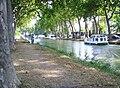 Sallèles d'Aude, Canal de Jonction 08-02.JPG