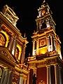 Salta - Convento de San Francisco - Nocturno.jpg