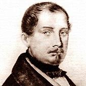 Librettist Salvadore Cammarano (Source: Wikimedia)
